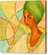 A Portrait Canvas Print