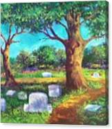 A Remembrance Canvas Print