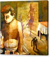A Rendezvous With Deja Vu Canvas Print