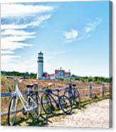 A Ride On The Cape Canvas Print