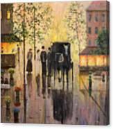 A Romantic Memory II Canvas Print
