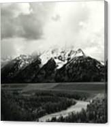 A Salute To Ansel Adams Part I Canvas Print