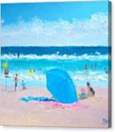 A Sea Breeze Canvas Print