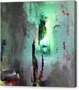 A Secret Passage Canvas Print