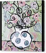 A Shabby Rendition Canvas Print