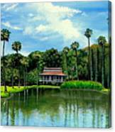 A Slice Of Paradise Canvas Print
