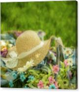 A Spring Afternoon Canvas Print