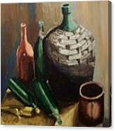 A Still Life IIi Canvas Print