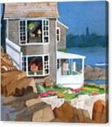A Summer Place Canvas Print