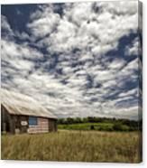 A Summer Sky Canvas Print