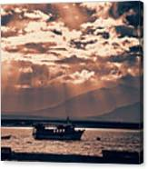A Taste Of Natales Canvas Print