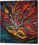 A Tear For New Orleans Canvas Print