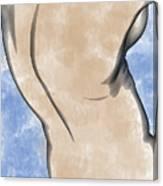 A Torso Canvas Print