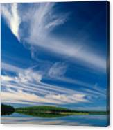 A Touch Of Heaven Canvas Print