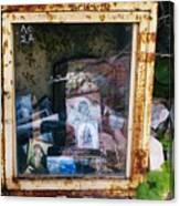 A Treasure Of Icons Canvas Print