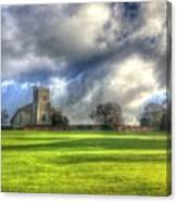 A Typical Brit Landscape Canvas Print