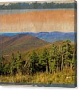 Equinox Mountain, Vermont.             Canvas Print