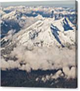 A View From Zugspitze Canvas Print