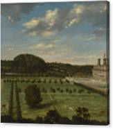 A View Of Bayhall Canvas Print