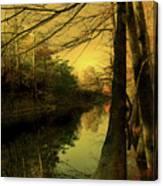 A Vision Of Autumn Canvas Print
