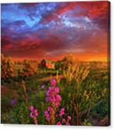 A Wisconsin Story Canvas Print
