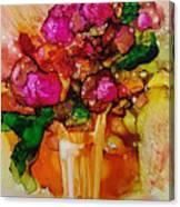 Aaaah Spring Canvas Print