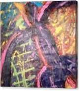 Aaliah Canvas Print