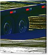 Aaron's Flatbed Canvas Print