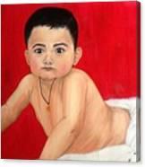 Aaryan Canvas Print