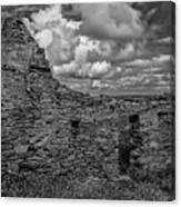 Abandoned 5 Bw. Canvas Print