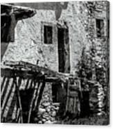 Abandoned Ix Canvas Print
