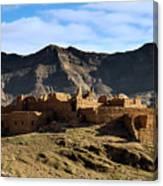 Abandoned Kasbah Canvas Print