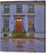 Abbey Road Recording Studios Canvas Print