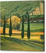 Abbey Tascany Canvas Print