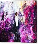 Abditory  Canvas Print