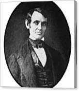 Abe Lincoln As A Young Man  Canvas Print