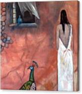 Abeyance Canvas Print