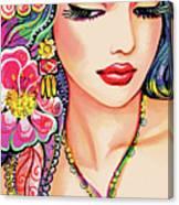 Abhilasha Canvas Print
