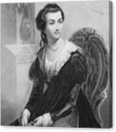 Abigail Smith Adams Canvas Print