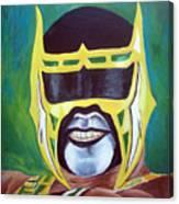 Abismo Negro Canvas Print