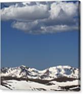 Above It All Canvas Print