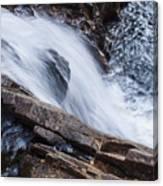 Above Small Falls Canvas Print