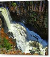 Above Undine Falls Canvas Print