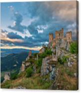 The Last Stronghold, Italy  Canvas Print