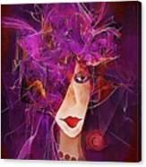 Abs 0276 Canvas Print