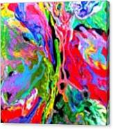 Abstract - Rebirth Series - Eva's Dream Canvas Print