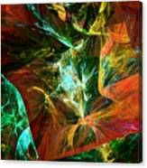 Abstract 110810 Canvas Print