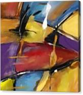 Abstract 1509 Canvas Print