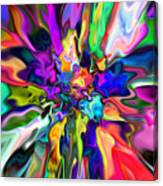 Abstract 367 Canvas Print