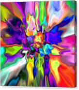 Abstract 379 Canvas Print